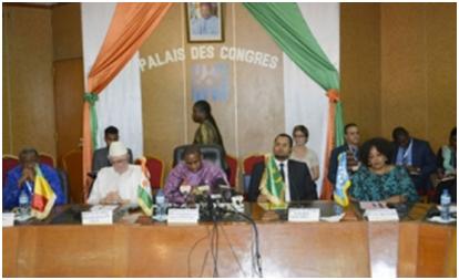 réunion de haut niveau à Niamey sur la radicalisation