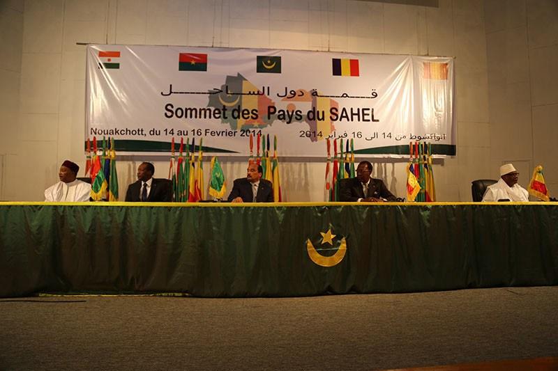 Conférence des Chefs d'Etat