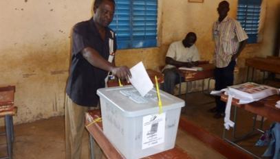vote niger