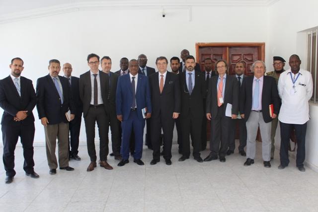 G5 UE réunion du 21 janivier