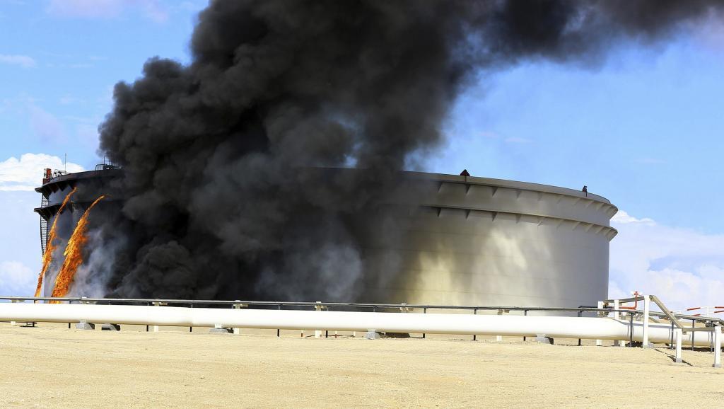 Libye terrorisme