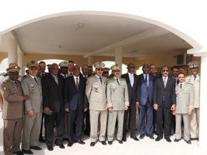Réunion à l'Etat Major Nouakchott 448 336