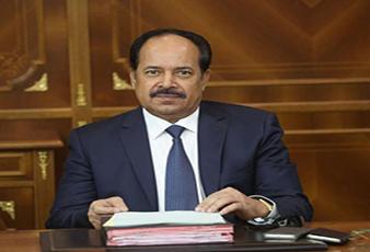 Hamadi ould Meimou: ministre mauritanien des affaires étrangères