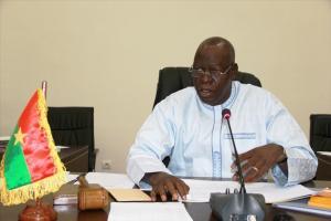 © Assemblée Nationale par Paulin Piga  Salif Diallo, président de l`Assemblée nationale
