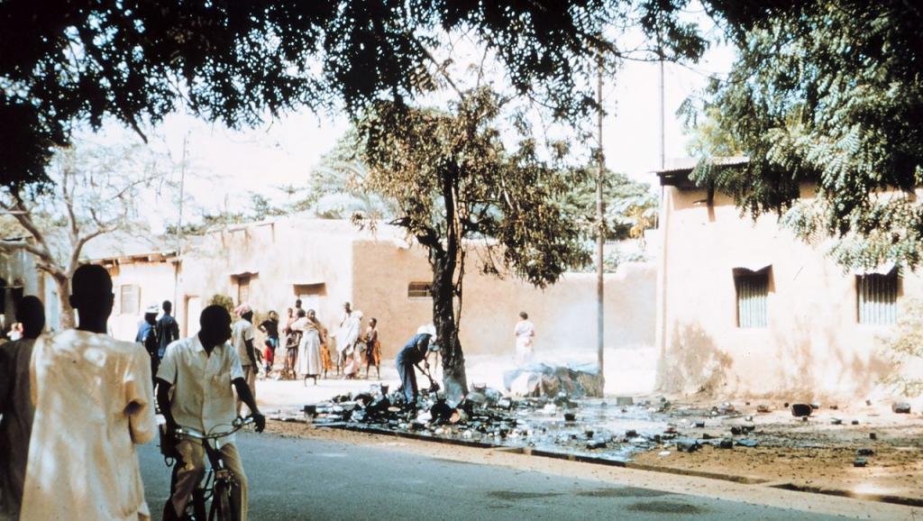 rue Fort Lamy Tchad