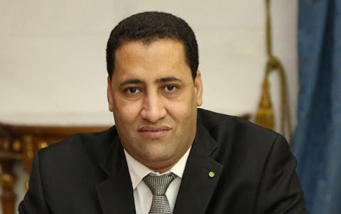 Le ministre mauritanien de lEconomie et des Finances Moktar Ould Diay