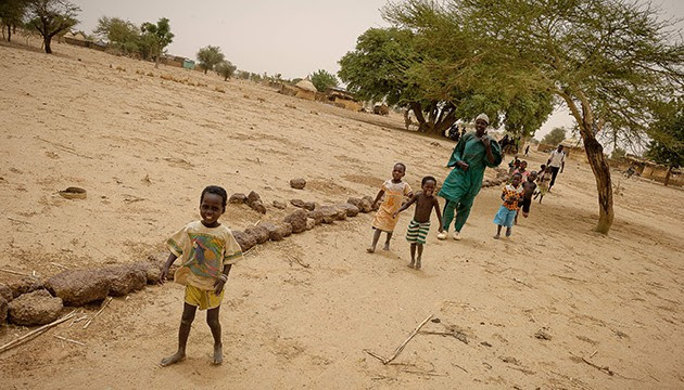 Manni Burkina Faso le 8 juin 2012 (GELEBART SIPA)