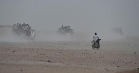 Motard Niger