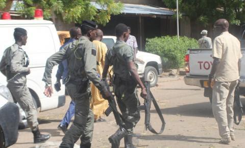 Police tchadienne