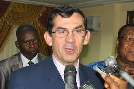 ambassadeur de France au Burkina Faso