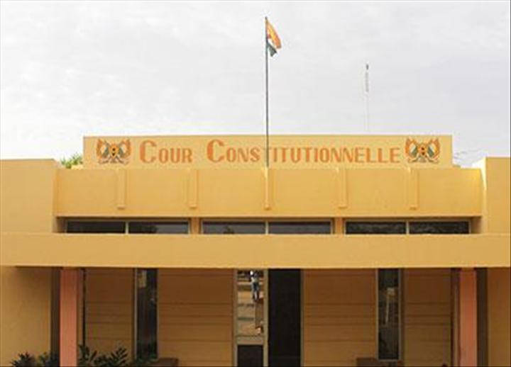 cour constitutionnelle du Niger