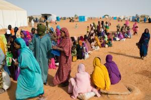 refugiés maliens en mauritanie