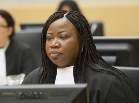 Fatou Bensouda procureure de la CPI