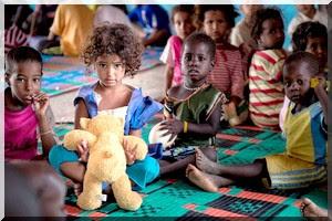des enfants mauritaniens (C) Cridem