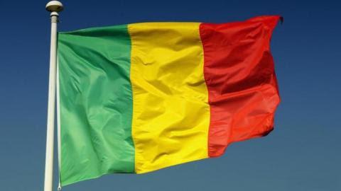 drapeau malien