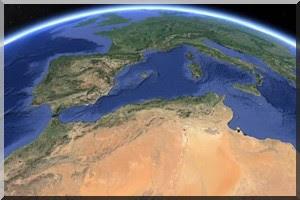 photo d'illustration satellite
