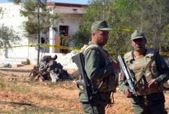 soldats tunisiens