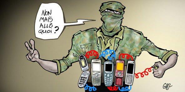 phone bombe