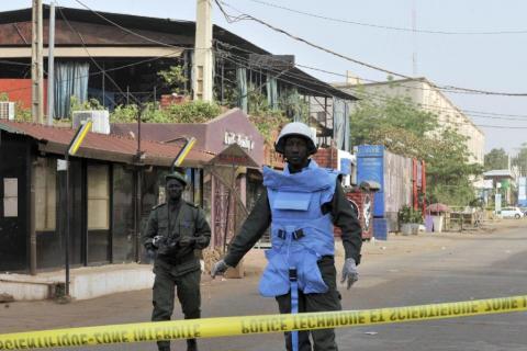 bamako policers
