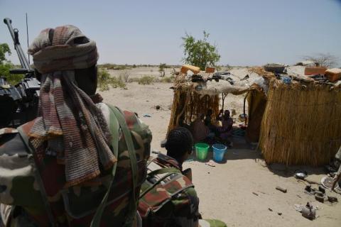 des soldats nigeriens 1