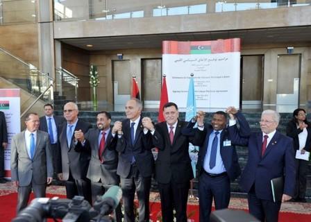 gouvernement dunion nationale en libye