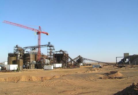 mine de tasiat en mauritanie