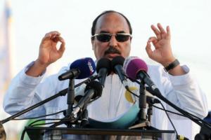 president mauritanien mohamed ould abdel aziz 1