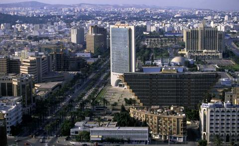 tunis centre