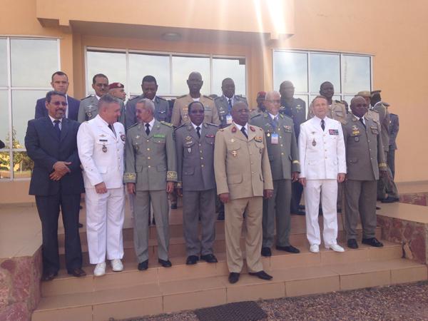 chefs d'etas major du Sahel