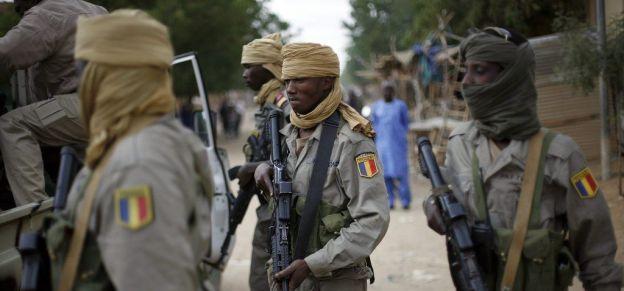 mali tchadiens soldats