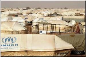 camp de refugies de Mbera en Mauritanie 001