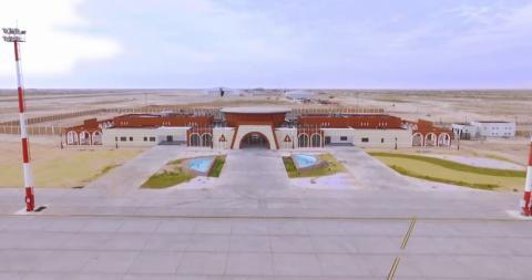 nouvel aeroport international de nouakchott1