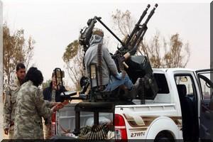 milices libyennes vs etat islm