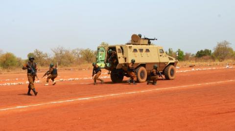 armee formation burkina