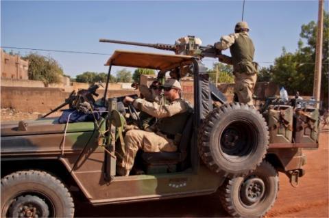 serval jeep