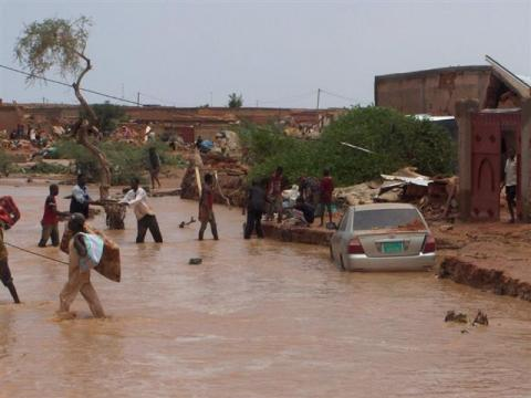 inondation agadez