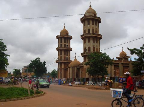 grande mosquee de ouagadougou