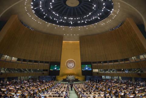 lassemblee generale des nations unies