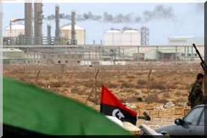 petrole en Libye 02635