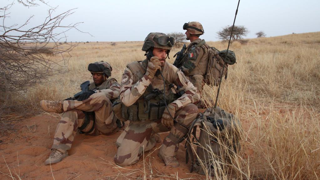 mali succes dune operation menee avec les soldats de barkhane et le niger 0
