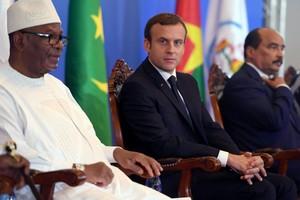 Ibk Macron et Aziz