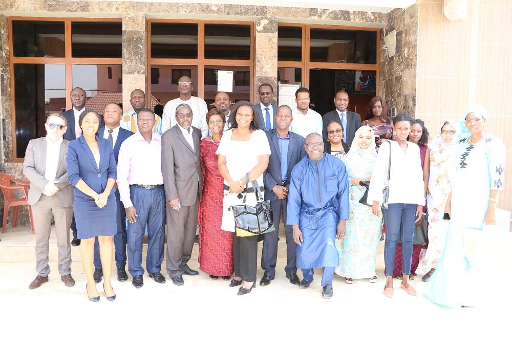 photo de famille G5S USAID MiSahel