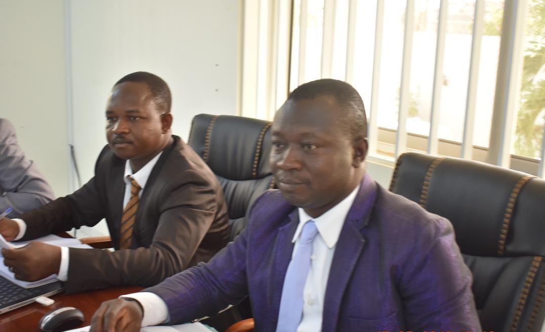 Nouveau PF au Burkina