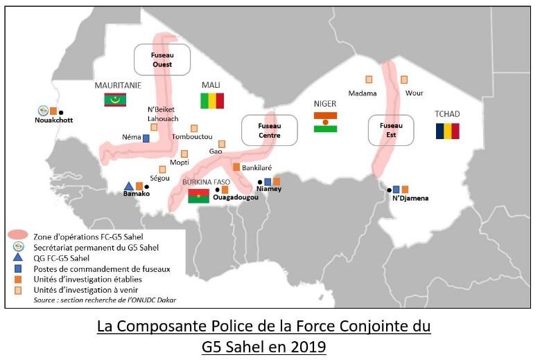 composante police